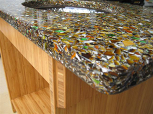 Recycled Glass Countertops Natural Building Solutions